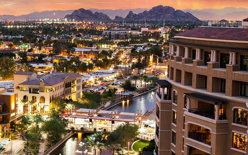 Downtown Scottsdale